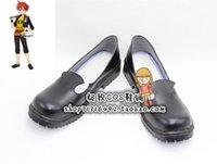 aizen cosplay - DMM Touken Ranbu Aizen Kunitoshi Cosplay Shoes boots new version JZ049 Custom made hand made