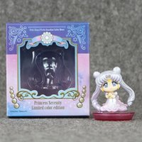 Wholesale New Sailor Moon Figure Toys cm Usagi Tsukino PVC Action Figure Toys With Box Collective Doll