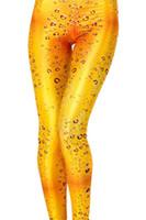 beer foam - 2016 Drop Shipping Print Beer Leggings Women Legging Pants Leggings for Women Beer foam ladies yellow color sexy leggings