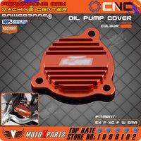 Wholesale KTM Billet Oil Pump Cover SXS07450265 Fit KTM SXF XCF XCFW XCW EXCF SMR FREERIDE