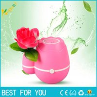 Wholesale Mini usb humidifier ultrasonic humidifier air humidifier Anion aromatherapy essential oil aroma diffuser new hot