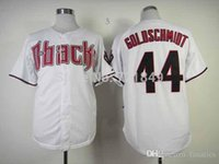 arizona diamond - 2015 New Arizona Diamond backs jersey Paul Goldschmidt men s Orange Baseball Jersey