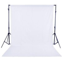 Wholesale 1 x M x FT White Photography Studio Non woven Backdrop Background Screen Chromakey Backdrop Cloth