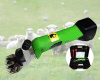 Wholesale 12VSheep Goats Shearing Electric Li Battery Rechargeable Clipper Shears