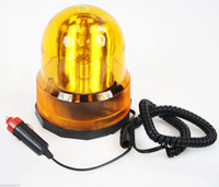 amber caution light - New Vehicles No Drill Magnetic Base Revolving Amber Caution Yellow Light