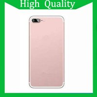 best pink camera - DHL Best Version REAL TOUCH ID Goophone i7 plus G LTE Octa Core MTK6592 inch IPS G RAM G ROM MP Camera smartphones