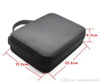 Wholesale Middle Size Case for Gopro HD Hero SJ4000 Camera Accessories Outdoor Sports Shockproof Storage Protection Bags Box