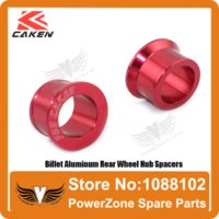 Wholesale CR R CRF R X R X Billet Aluminum Rear Wheel Hub Spacers Fit CRF Motorcross Dirt Bike