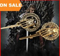 ancient china movies - Hot Sale Movie jewelry Game Of Thrones Brooches Vintage Premier Brooch Pins Hand Of The King Ancient Brooch charm badge statement jewelry