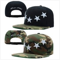mens fashion caps - 40 OZ NY Stars Snapbacks Camo Snap Back Hats New Summer Snapback Caps Fashion Hip Hop Party Snapbacks Womens Mens Cap Hat Famous Stars Love