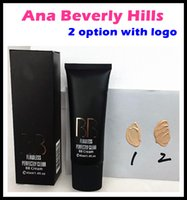 Wholesale Anastasia BB Cream Nude Face Makeup Concealer White isolation Foundation Liquid flawless perfectly clerr BB cream e ml xh