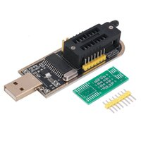 Wholesale 25 SPI Series EEPROM CH341A BIOS Writer Routing LCD Flash USB Programmer Hot Selling