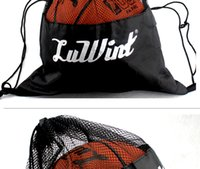 Wholesale Basketball football special bag ball Portable shoes bag package Dust proof waterproof backpack