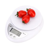 Wholesale Winrida lb kg Digital Kitchen Food Scale g oz Resolution Calibration Supported LCD Display White