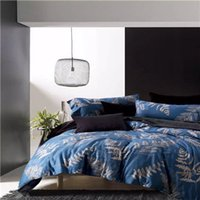 adults bedding set factories - DY kl Silk Blue Bedding Sets For Home Textiles First class Quailty And Resonable Price Factory Direct Sale