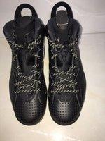 Wholesale 2016 New Arrival Air Retro Black Cat Cheap Retro Black Shoes Men Basketball Sport Sneaker Shoes