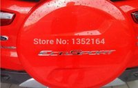 auto recycling - stickers recycling Auto rear tire cover emblem sticker for ecosport stickers for car windows