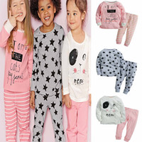 Wholesale 2016 Girl Baby Pajamas Pack of Star Cutie Submarine Loungewear Years to Years Drop Shipping