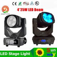 Wholesale Newest W Colorful W LED Super Beam Moving Head Light For Disco Nightclub DJ Bar Small Beam Moving Head Light