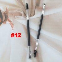 best eyebrow pencil - New Eyebrow Brushes Makeup Eyebrow Pencil Eyebrow Comb Best price DHL