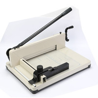 Wholesale 12 quot PAPER CUTTER A4 Heavy Duty Steel quot Industrial Paper Cutter Perfect For A4 Paper