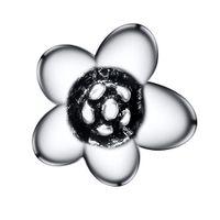 bead sunshine - New Arrival Sunshine Flower Charm Sterling Silver European Charms Beads Fit Snake Chain Bracelets Bangle Fashion DIY Jewelry