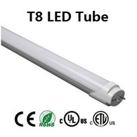 Wholesale led T8 Tube ft W W W LM LM LM SMD Light Lamp Bulb V years warranty CE ROHS