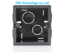 Wholesale Kind shooting C h i n t electric switch socket cassette type junction box general bottom box wiring box high strength a