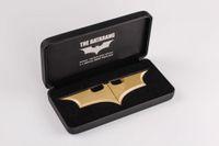 american darts - American Metal Badge Militaire Medailles Cosplay Props Batman Darts The For Batarang Wallet Money Clip Purse Gift Packaging