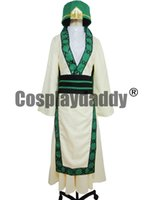 Wholesale Magi The Labyrinth Of Magic Cosplay Ja far Zooty Costume H008