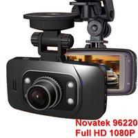Compra Cámaras de guión recuadro negro-Novatek 96220 Car DVR Cámara GS8000L 2.7