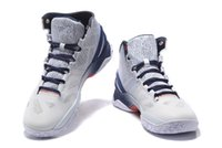Wholesale Curry2 High Cut Baskeball Shoes seven colors US