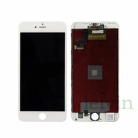 Wholesale Top Quality for iPhone S Plus No Dead Pixels LCD Touch Digitizer Screen Assembly with Frame Small Parts Assembly Repalcement Parts