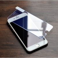 Wholesale Ultra Thin mm Premium Tempered Glass Screen Protector For iPhone S i6plus i5 HD Toughened Protective Film Cleaning Kit