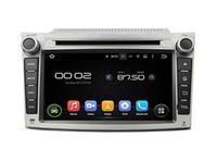 al por mayor regalos tradicionales turcos-7 '' Radio del coche del androide 5.1 de la base del patio 5.1 para Subaru Legacy / Outback 2009 2010 2011 2012 con el regalo estéreo de Wifi BT del GPS