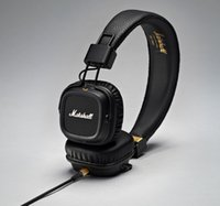 bass wires - New Arrival Marshall Major II nd Generation Headphones Noise Cancelling Headset Deep Bass Studio Monitor Rock DJ HiFi headphone