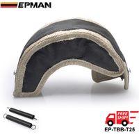 Wholesale EPMAN Heat Shields T25 T28 GT25 GT28 GT30 GT35 TURBO TURBOCHARGER Glass fiber Titanium fiber WRAP BLANKET EP TBT T25