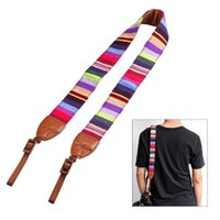 Wholesale Lynca Camera Shoulder Neck Belt Strap For SLR DSLR Canon Nikon Sony Universal