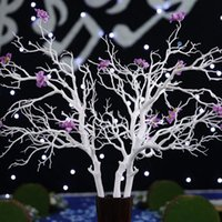 Wholesale White Simulated Tree Branch wedding party holiday decorations Wedding Table Centerpiece Holiday and Winter Wonderland Themed Branch plastic