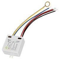 Wholesale Touch Dimmer Switch To HZ LED Lamp DIY Accessories XD Can Easily Switch On Off Black Blue Red Yellow Line