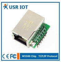 Wholesale USR ES1 SPI ENC28J60 Ethernet Module TCP UDP Supported