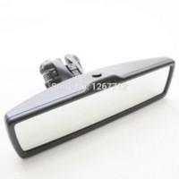 auto rain sensor - OEM Original Auto headlight switch Rain Wiper Sensor Anti glare Dimming Rear View Mirror For VW Tiguan Jetta MK5 Golf MK6 VI