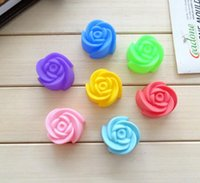 Wholesale Silicone Rose Cup Cake Chocolate Cupcake Muffin Mold Maker Jello Mould