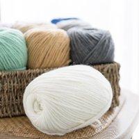 bar sheep - 100g For Wool Sheep camel s hair Crude Alpaca Needle bar Crochet Loose coat Line Video Weave Material Science Package