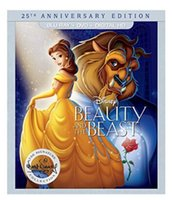beauty magazine - Beauty and the Beast th Anniversary Edition Blu ray BD DVD Disc Set US Version Boxset New kg