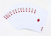 Wholesale Double face bicycle playing card street magic trick gaff gimmick