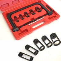 auto valve spring compressor - Auto Dirt Bike Motorcyc Spring Compressor Removal Tool Kit Solid Collars Valve for Domestic Foreign Auto Motorcycle