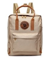 arctic camping - Arctic fox kanken shoulder bag student bags leisure travel backpack waterproof bag