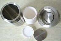 Wholesale cheap ml stainless steel shell Teflon Lined Hydrothermal Synthesis Autoclave Reactor for Measurement Analysis