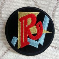 animated badges - ROBIN R BATMAN Animated Series applique badge Iron on Embroidered patch Gift shirt bag trousers coat Vest Individuality